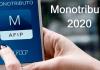 aumentan topes categorias y cuotas monotributo 2020