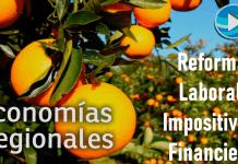 economias regionales nuevo regimen tributario