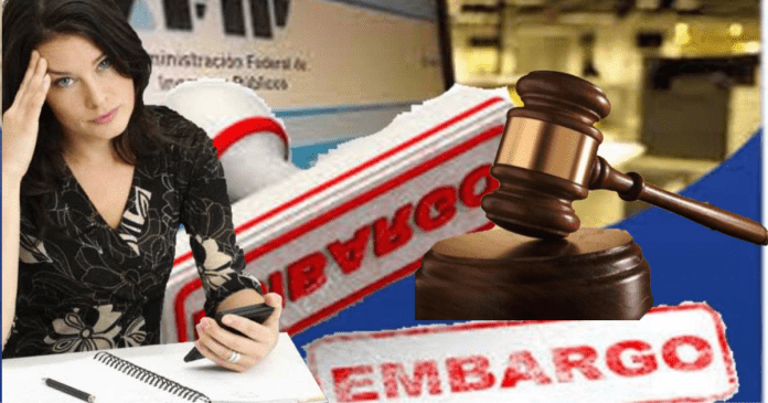 justicia multo a afip prorroga suspension embargos pymes