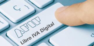 rg 4597 afip Libro de IVA Digital