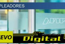 rg 4535 afip libro sueldos digital
