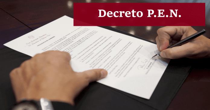decreto 163/20, decreto 116/20, decreto 99/19