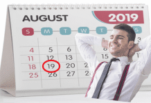 es feriado el 19 de agosto