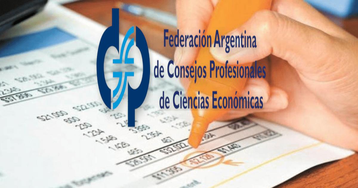 facpce resolucion contadoresFACPCE reclama ante AFIP por innumerables problemas para el desarrollo de las actividades profesionales FACPCE presentó su proyecto de reforma tributaria integral