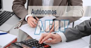 nuevos valores de autonomos