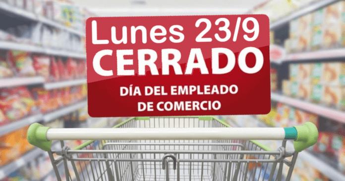 dia del empleado de comercio 2019