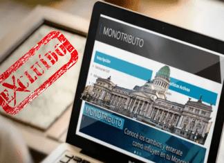 recategorizacion, proyecto de ley para derogar exclusiones del monotributo