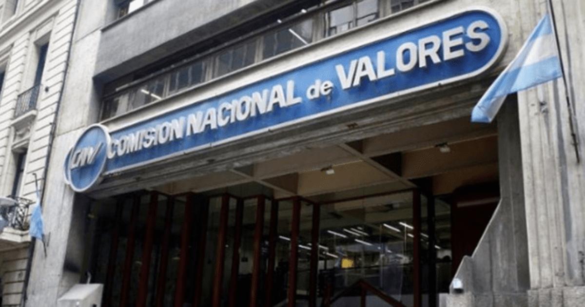 rg 836/20 cnv, rg 828 cnv RG 832 CNV Comisión Nacional de Valores