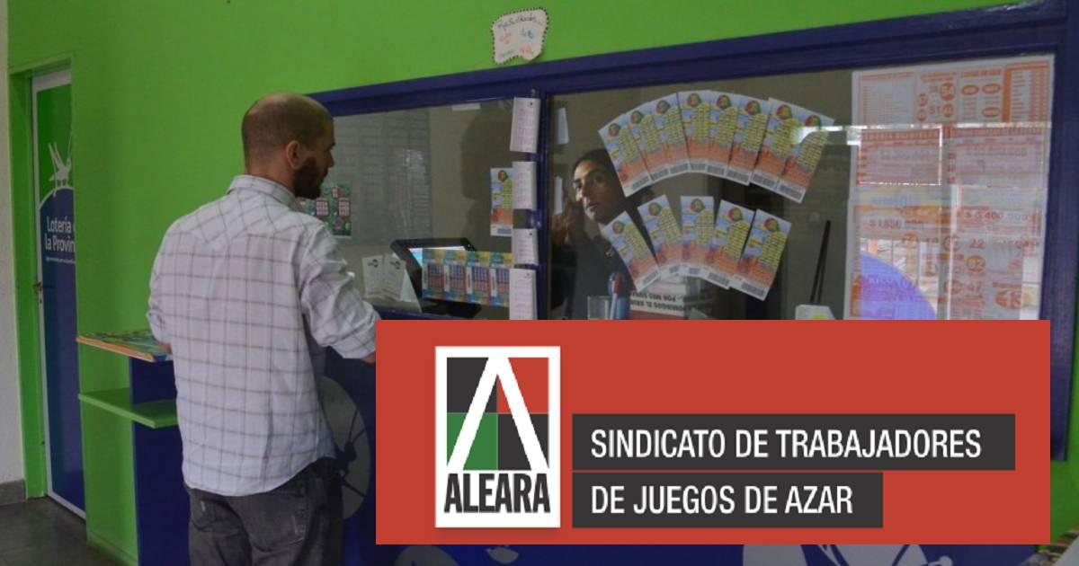 agencias de loteria aleara