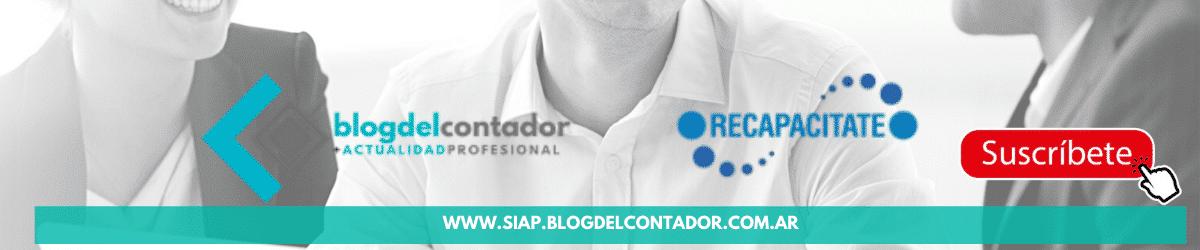 SIAP Blog del Contador Recapacitate