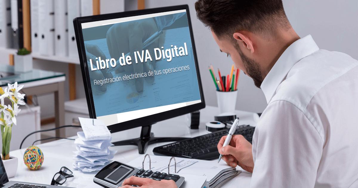 cronograma oficial libro de iva digital
