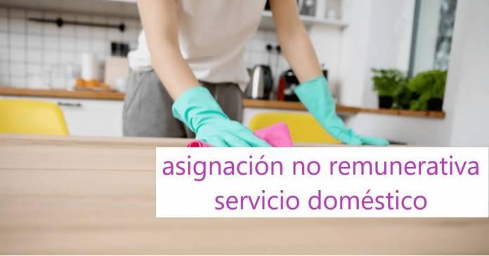 resolucion cntcp bono servicio domestico