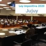ley impositiva 2020 jujuy