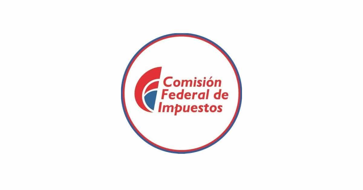 comision federal de impuestos