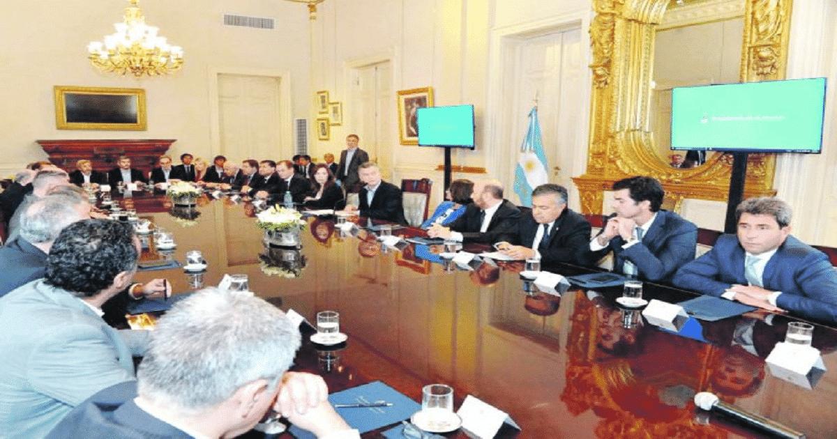 gobernadores anulan consenso fiscal