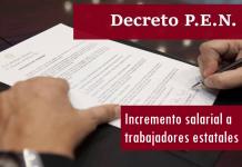 decreto 56/20, aumento estatales