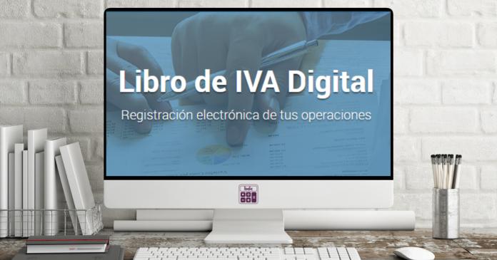 nuevo cronograma del libro de iva digital