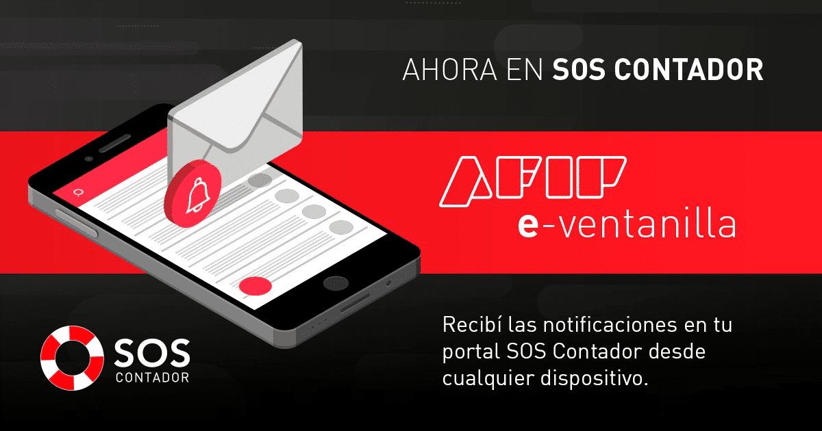 """sos contador banner, SOS Contador incorpora una nueva función de """"E-ventanilla"""""""