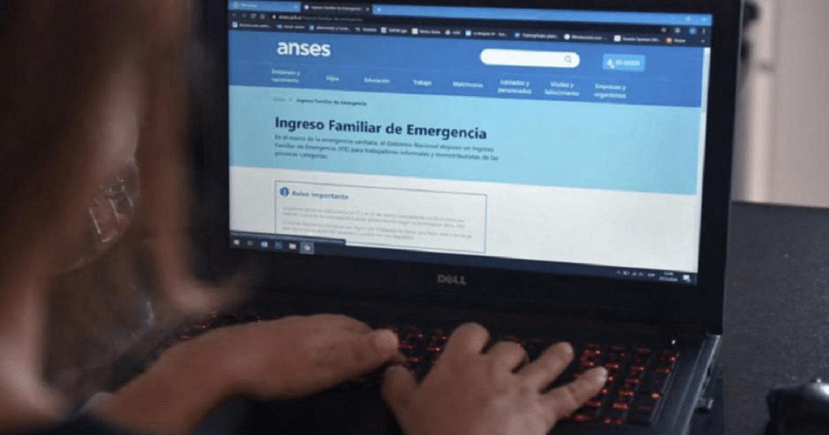 ingreso familiar de emergenciaIngreso Familiar de Emergencia (IFE): desde el 8 de junio será el nuevo pago de $10000 de ANSES