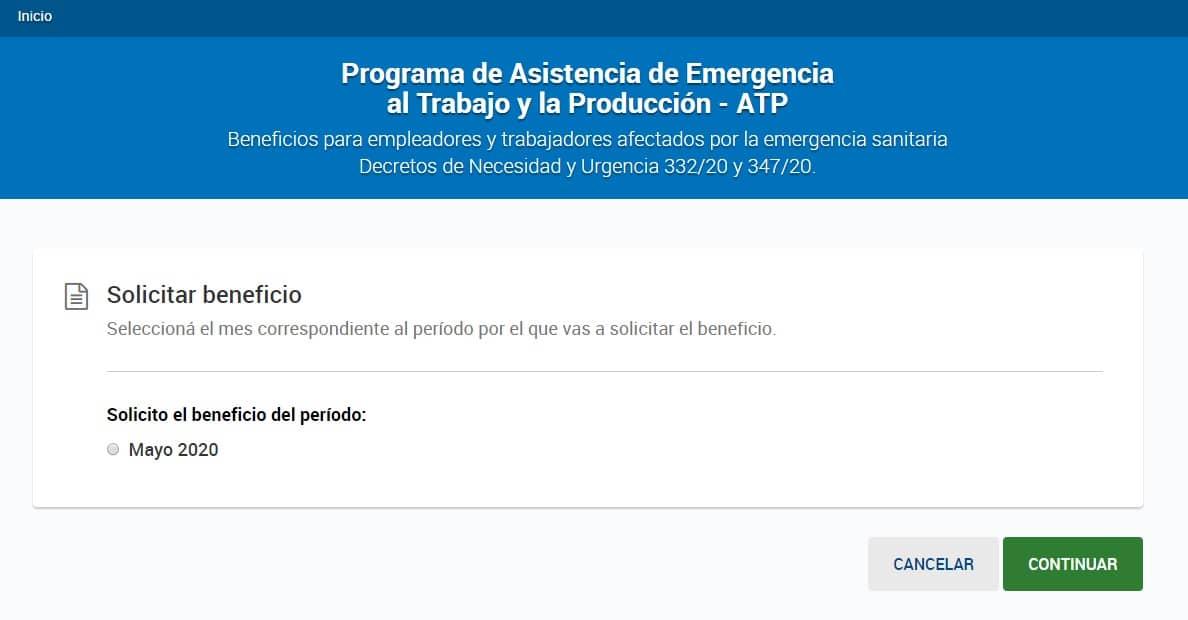 programa atp beneficios mayoPrograma ATP: Guía para cargar la información en AFIP y acceder a los beneficios de mayo (y los pendientes de abril)Devolución del Salario Complementario: 5 preguntas clave para entender quien y como lo deben solicitar