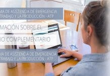 rg 4720 afip, programa atp salario complementarioPrograma ATP: es oficial la extensión del plazo para adherir a los beneficios del DNU 332/20