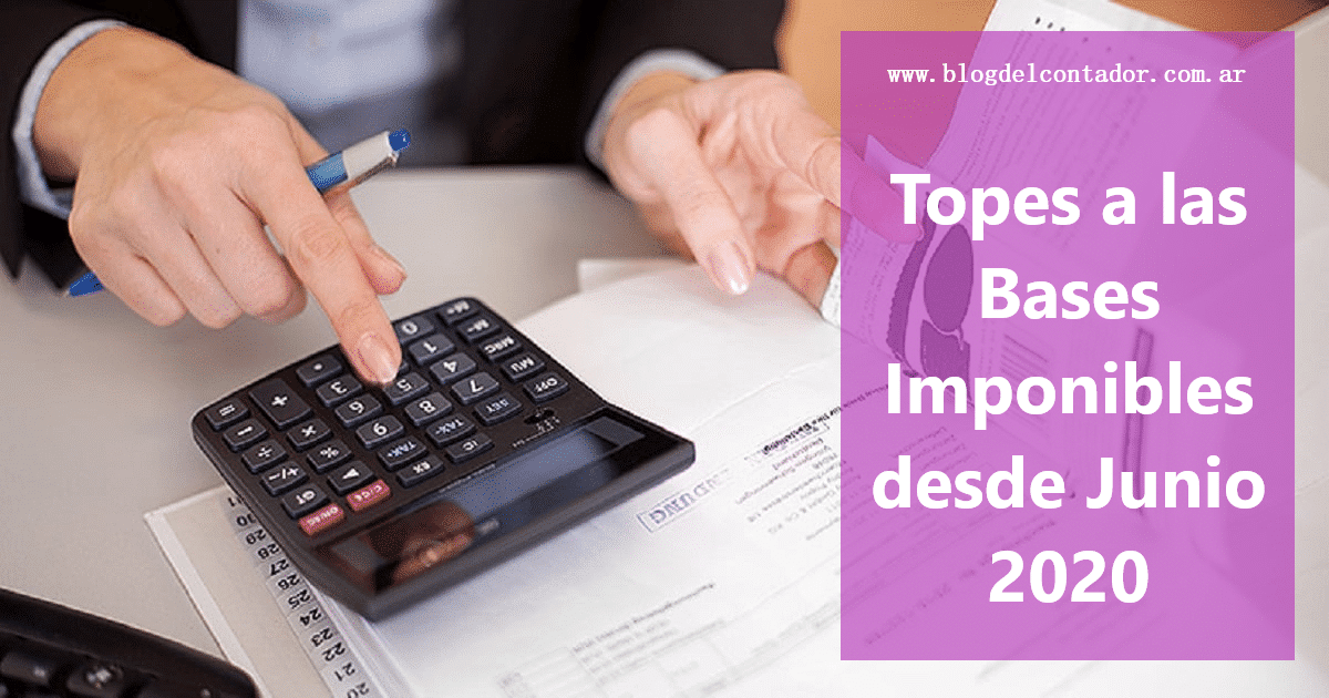 topes a las bases imponibles