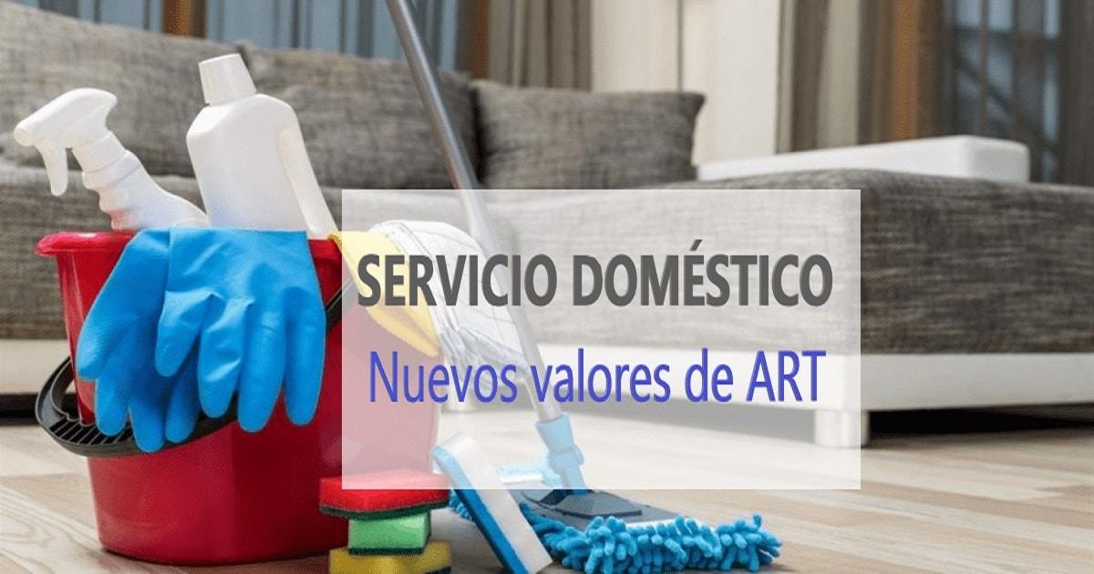 art servicio domestico