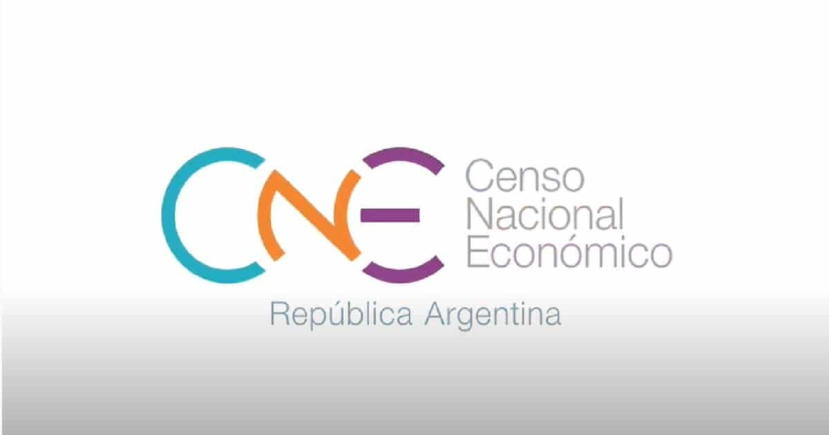 indec censo nacional economico