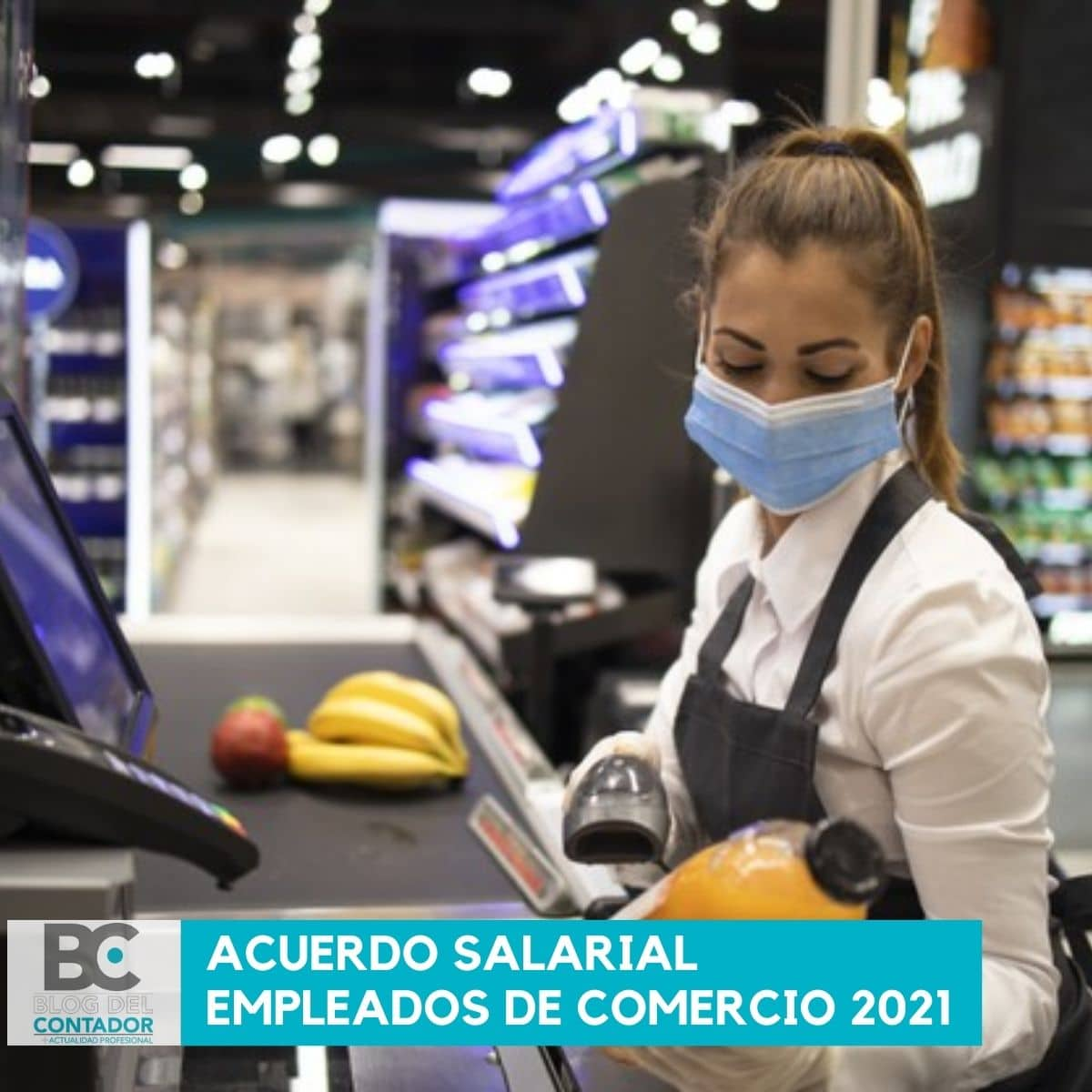 PARITARIA COMERCIO 2021