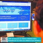 AFIP actualiza el monto mínimo para emisión de factura de crédito electrónica