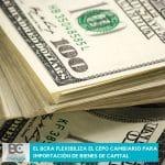 El BCRA flexibiliza el cepo cambiario para importación de bienes de capital