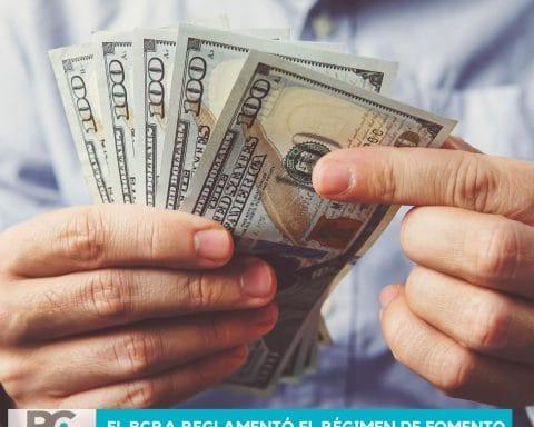 El BCRA reglamentó el Régimen de Fomento de Inversión para las Exportaciones