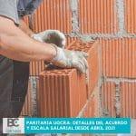 Paritaria UOCRA_ acta acuerdo y detalles del aumento del 35,8% para obreros de la construcción