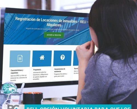 RELI_ opción voluntaria para que los inquilinos declaren los contratos