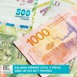 nuevo salario mínimo vital y móvil 2021