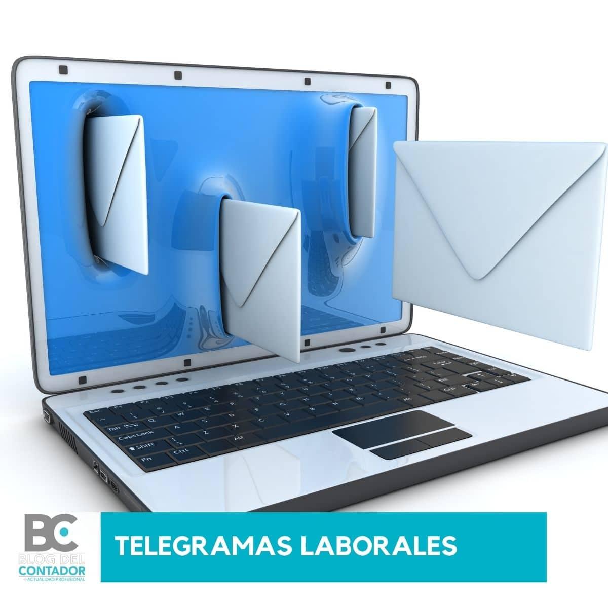 telegramas laborales