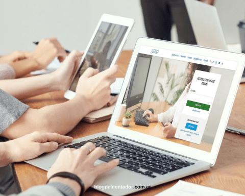 CUIT Y CUIL, nuevo servicio web CUIT DIGITAL PERSONAS JURÍDICAS AFIP