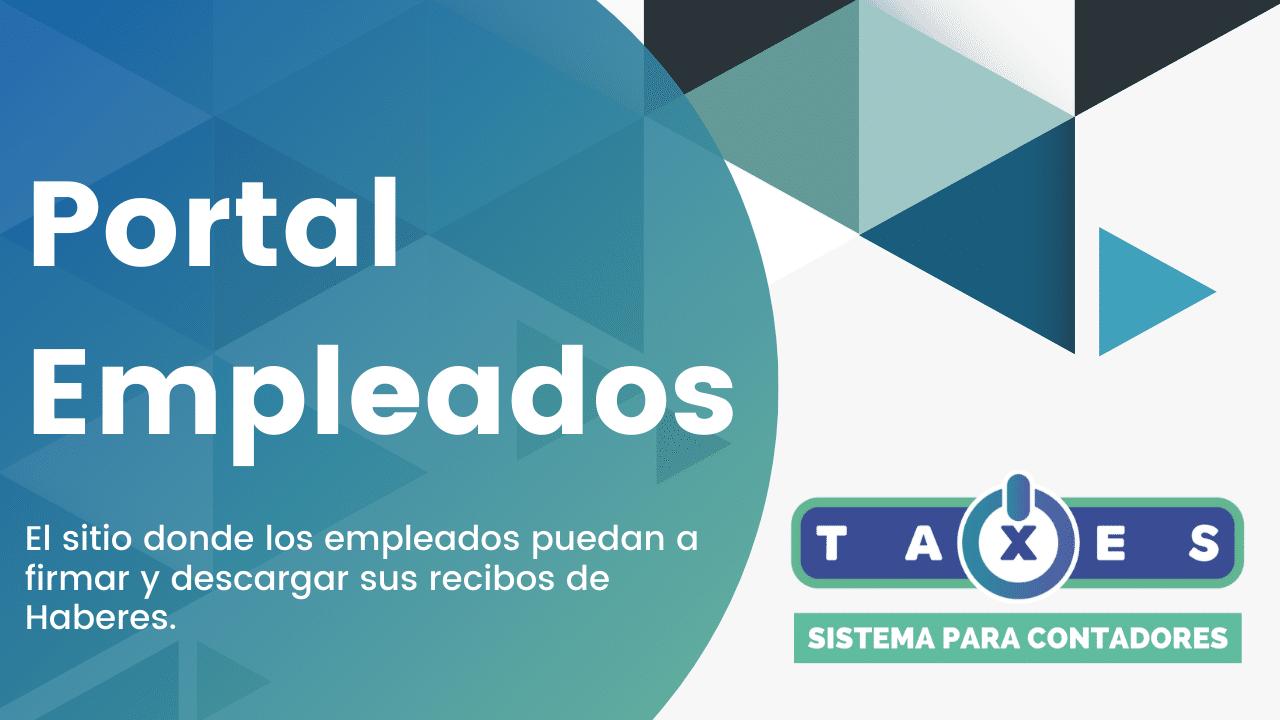 taxes portal empleados