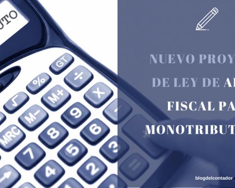 alivio fiscal monotributistas