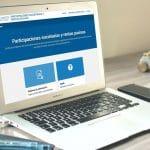 Régimen de información de participaciones societarias