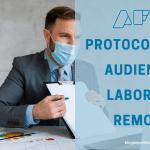 protocolo para audiencias laborales remotas