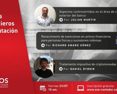 SOS Contador Webinar Activos financieros